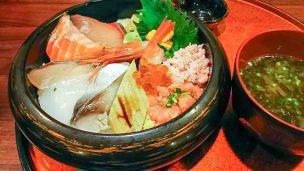 近江食堂海鮮丼